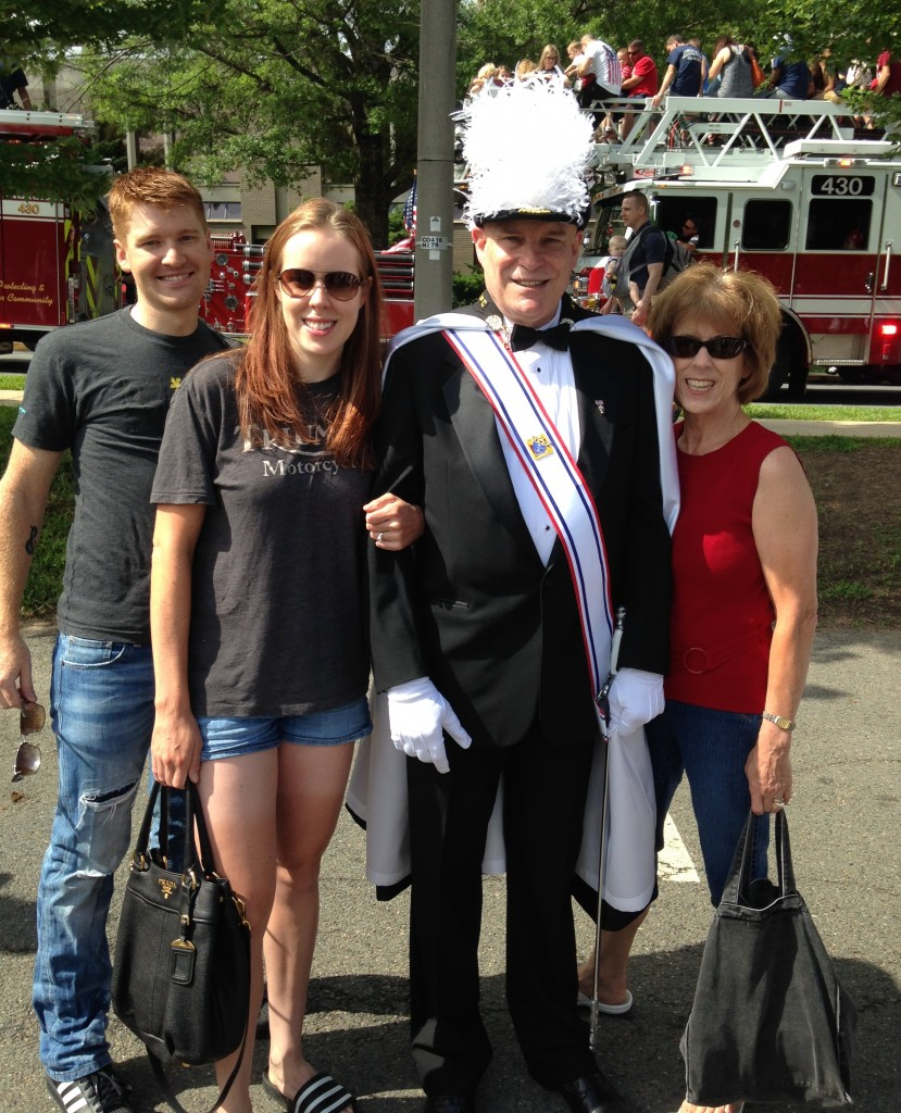 2014 Parade Family