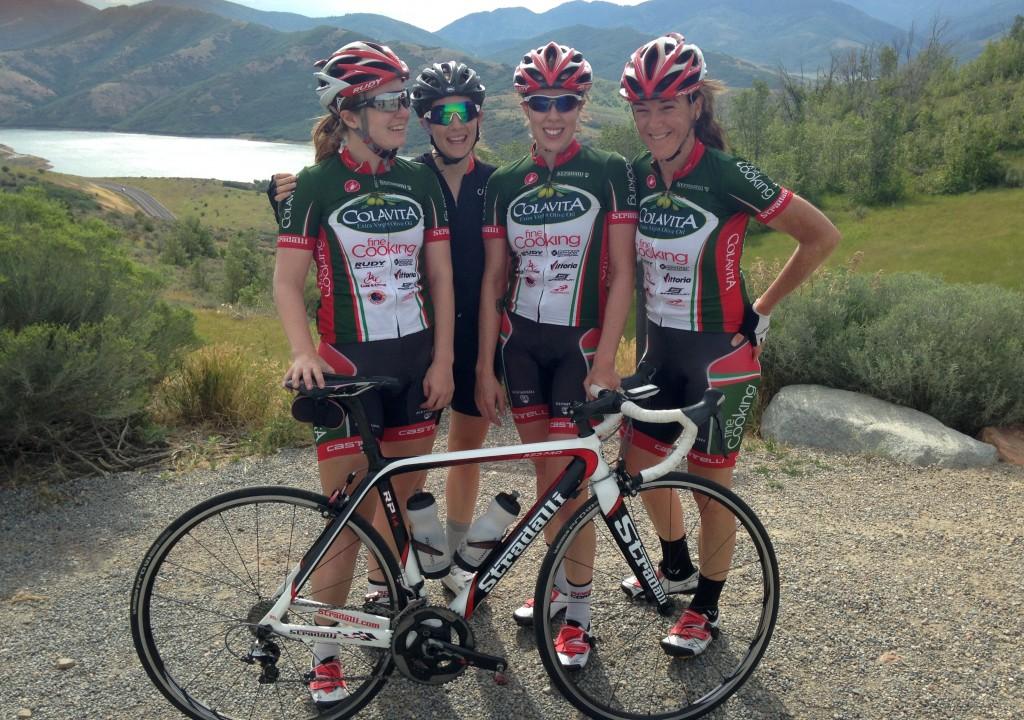 Team Colavita Lindsay Bayer