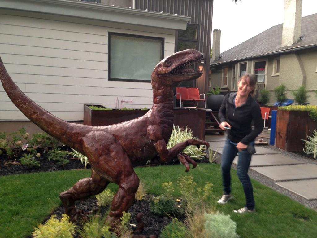 Velociraptor Attack!
