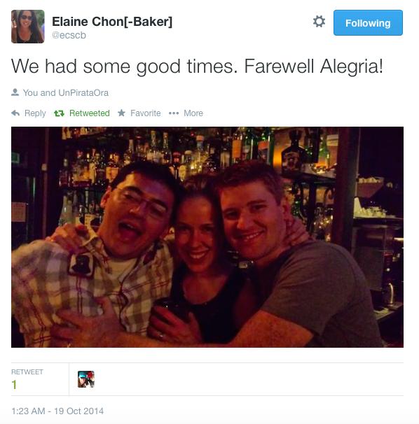 Everybody loves Alegria.