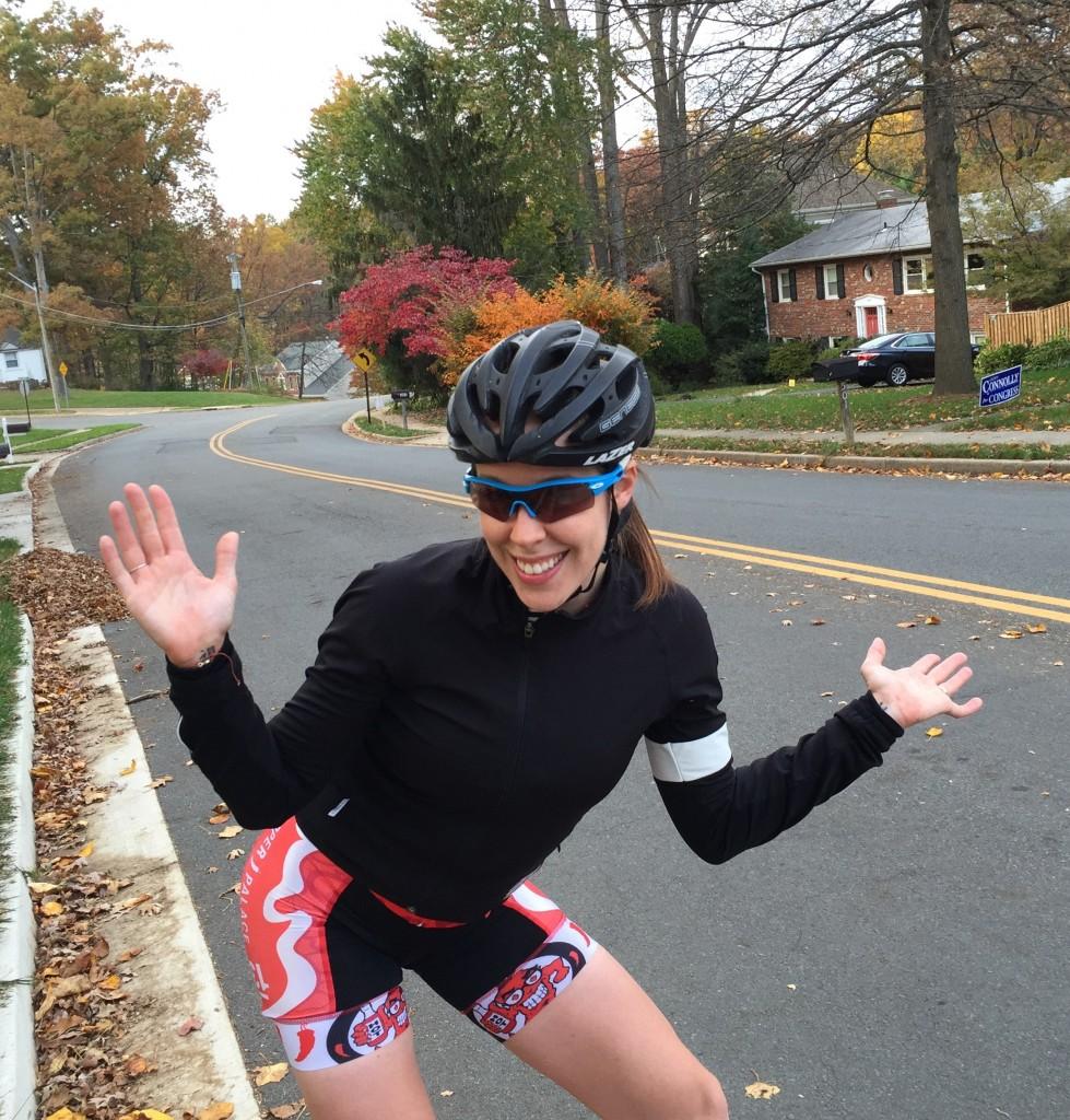 2014 Bike Ride Lindsay Bayer