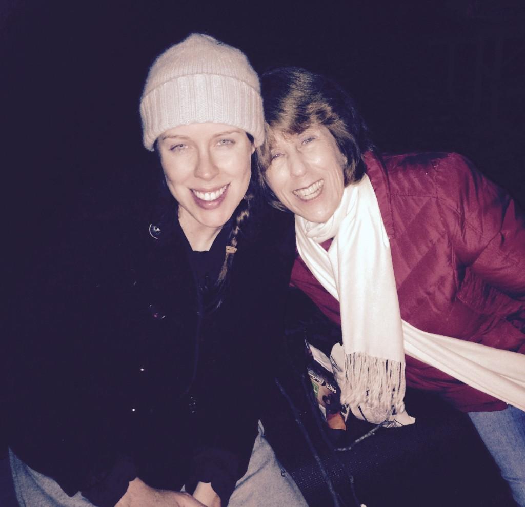 2014 Campfire Mom and Lindsay