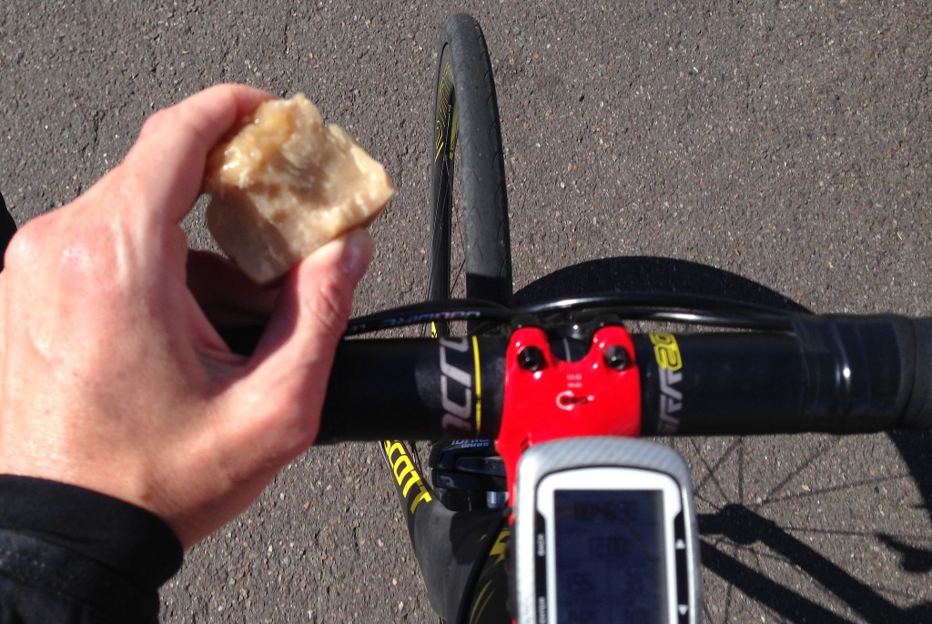 2015 Bike Food Fail