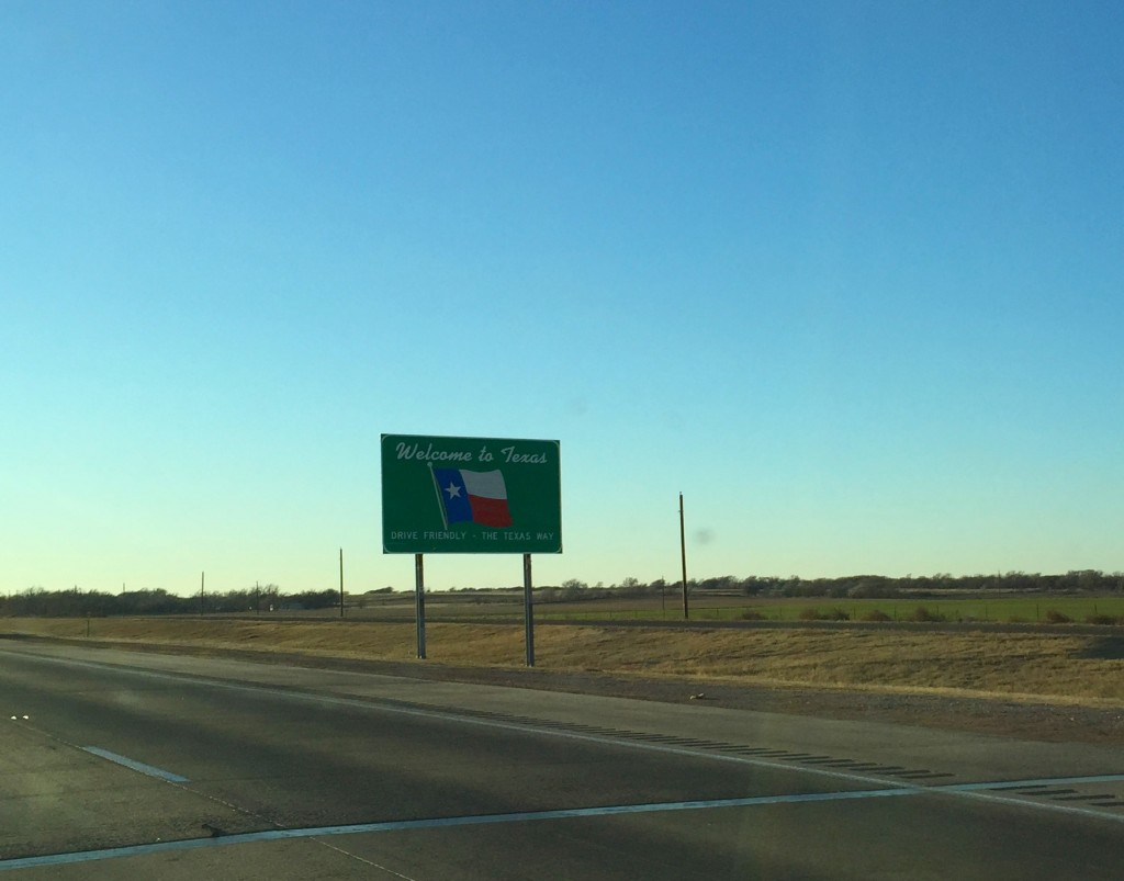 2015 Day 5 TX State Line