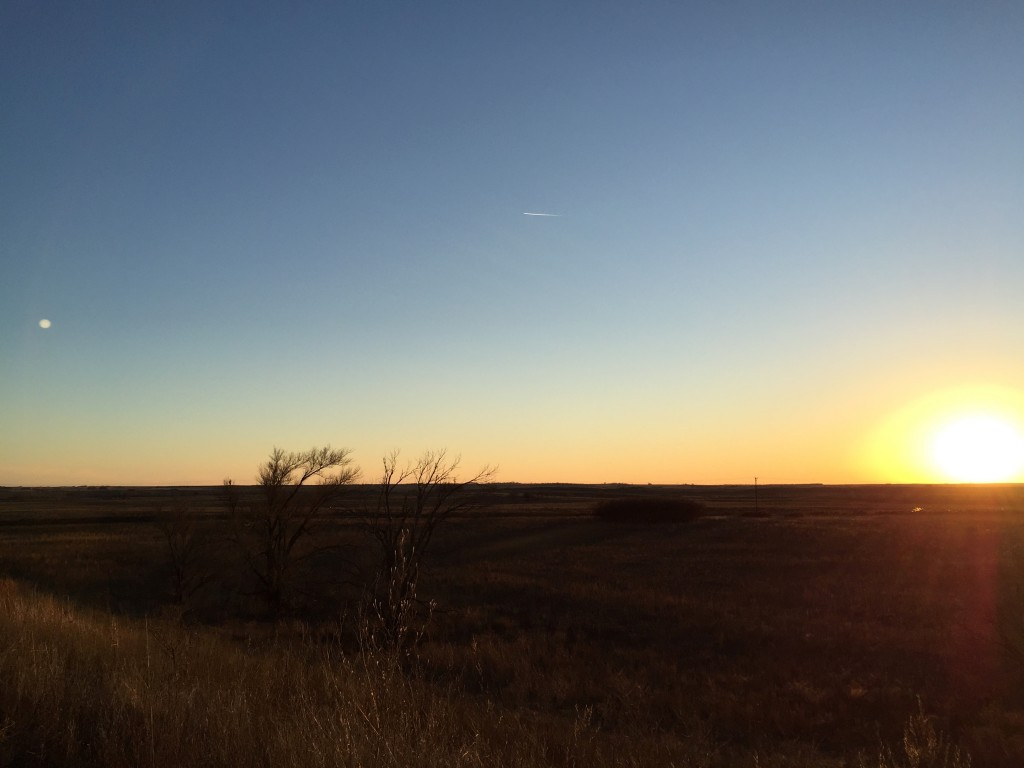 2015 Day 5 TX Sunset