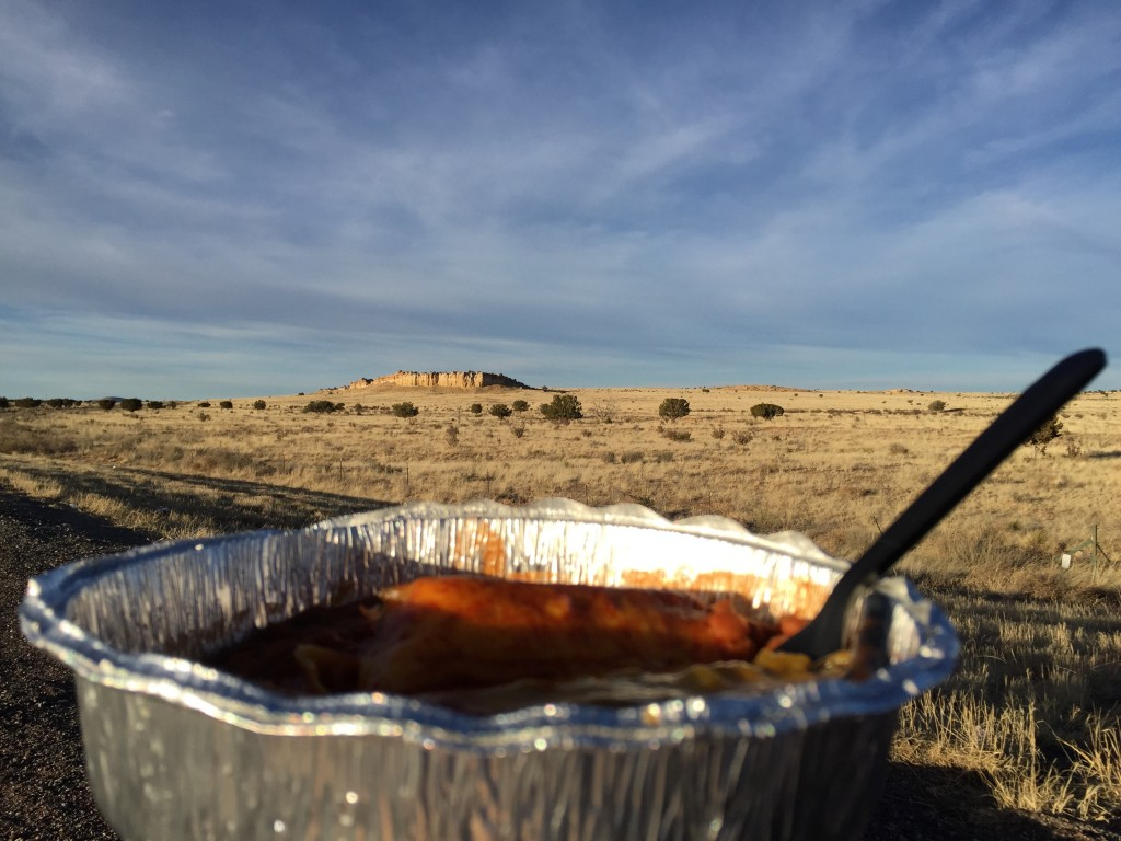 2015 Day 7 Roadside Dinner