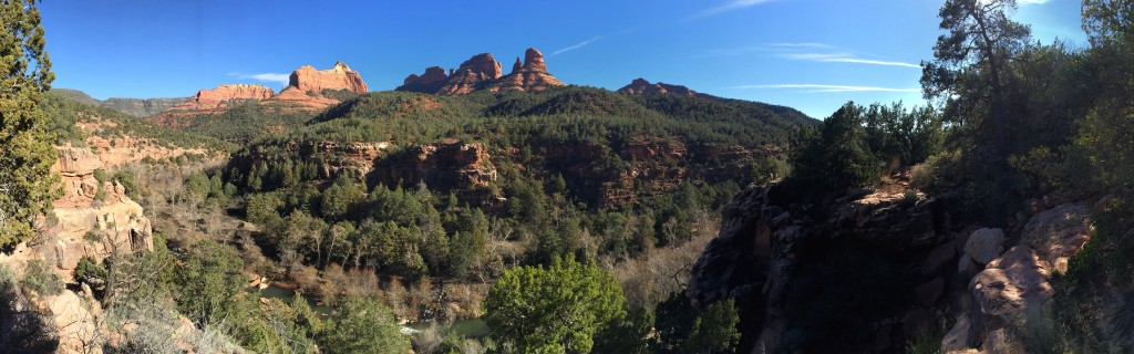 2015 Day 8 Sedona Vista