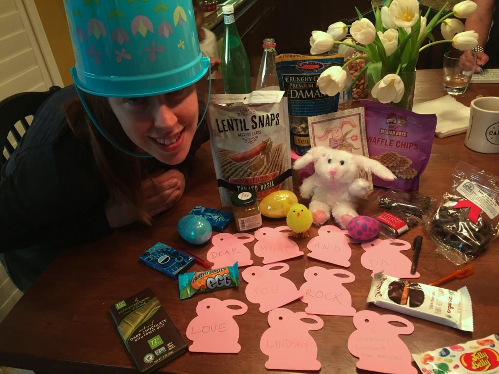 2015 Easter Bucket