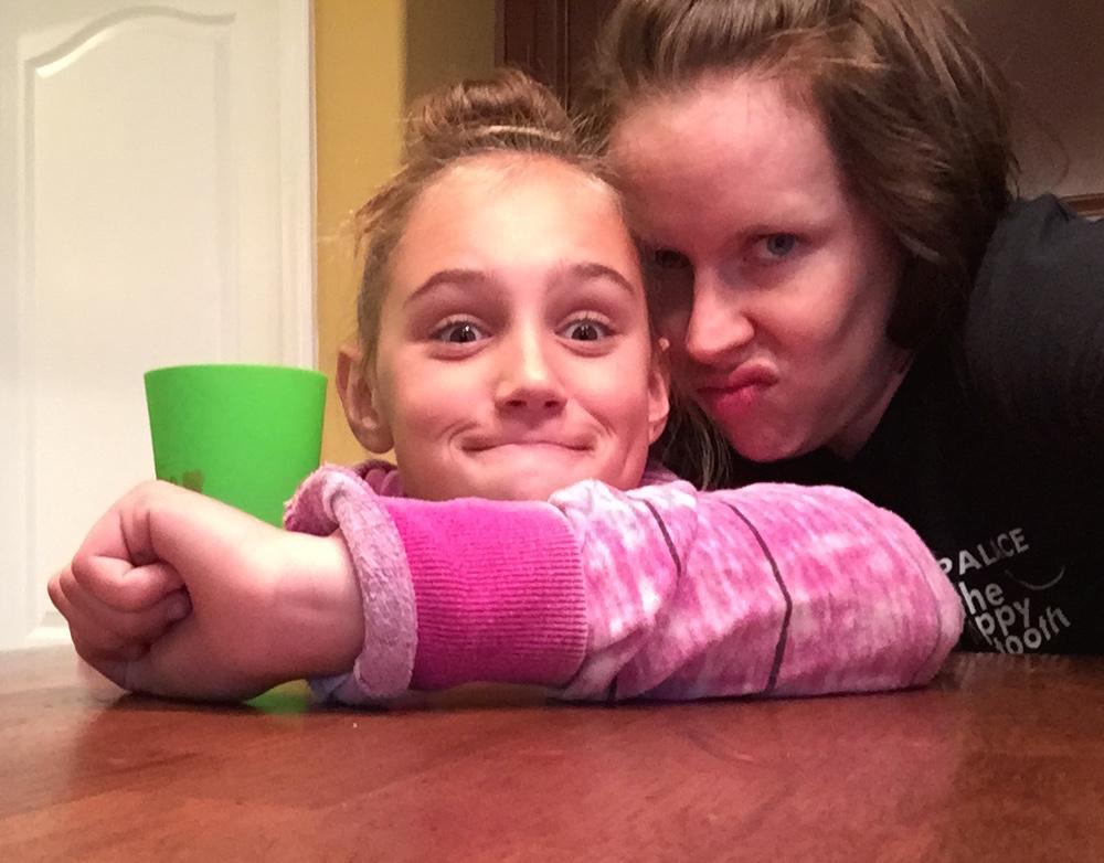 2015 Hallie and Me