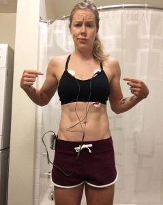 Lindsay Bayer Heartrate Monitor
